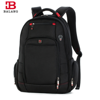 BALANG Laptop Backpack For Teenagers Travel Backpack Men For 16 5 Inch Waterproof Large Capacity Bag