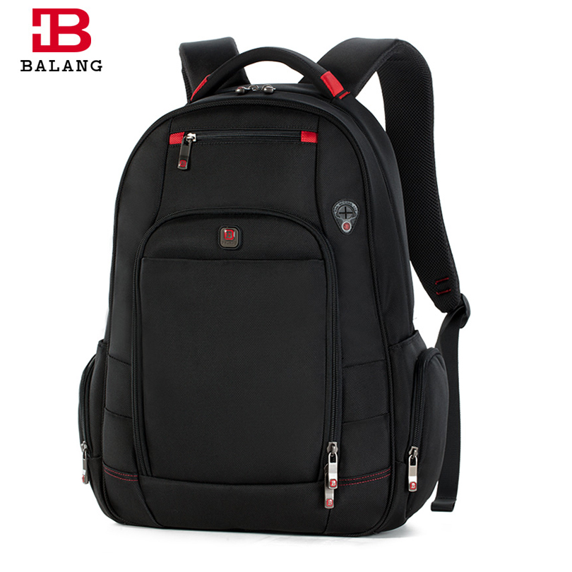BALANG  Laptop Backpack for Teenagers Travel Backpack Men  for 16.5 inch Waterproof Large Capacity Bag ноутбук hp 15 ay042ur