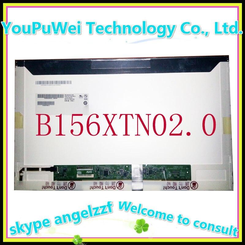 Prix pour 15.6 ''lcd matrice CLAA156WA11A N156BGE-L21 B156XW02 LTN156AT02 LP156WH2 POUR ASUS X53 X53B X53S A53 K53S x54c X54H écran d'ordinateur portable