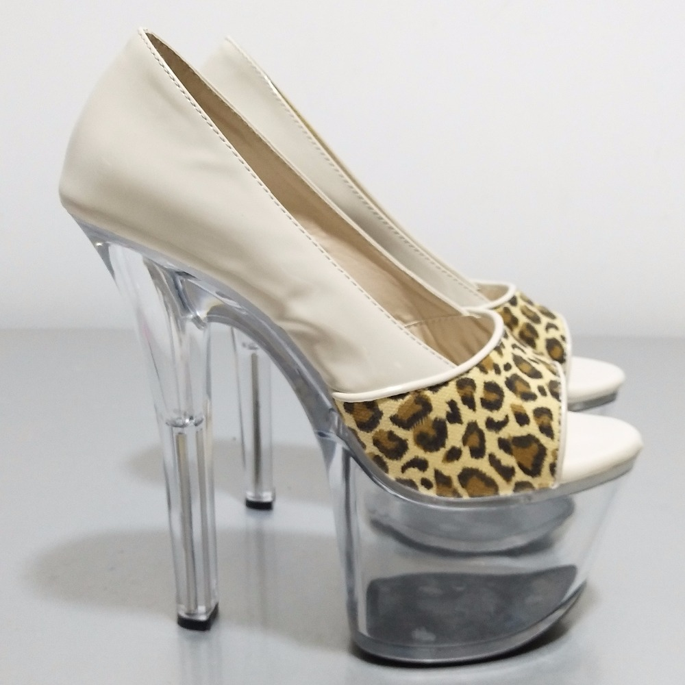 8c30bb5665c7 7 sexy high heeled shoes and platform shoes 17 cm strip crystal toe shoes  sexy shoes-in Women s Pumps from Shoes on Aliexpress.com
