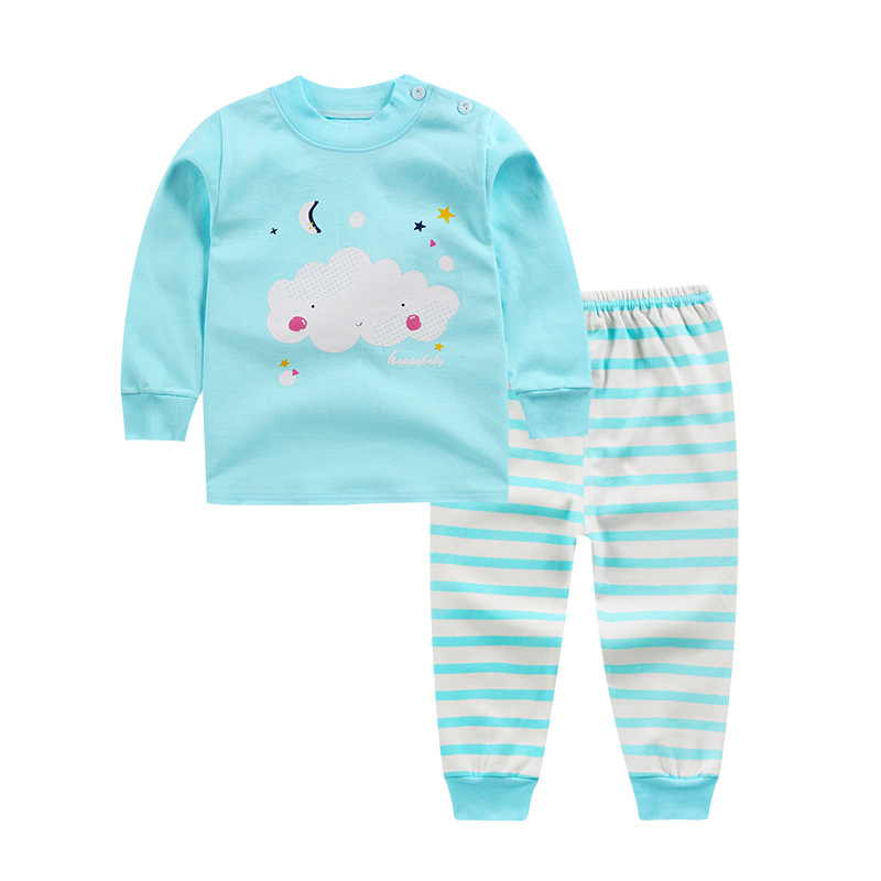 Baby Girls Sets 100% Cotton Long Sleeve Tops +Pants 2017 Brand Spring Autumn Children Clothing Sets Girls Clothes Kids Outfits toddler girls kids clothes sets off shoulder tops short sleeve denim pants jeans headbands 3pcs outfits set clothing