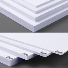 High quality PVC Foam sheet model making materials DIY handmade for architecture train landscape
