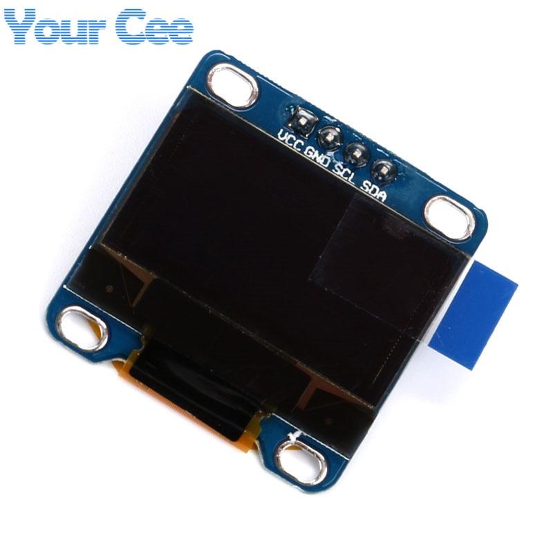 Blue Color 0.96 inch I2C IIC Communication 128*64 OLED Display LCD Screen Module 12864Blue Color 0.96 inch I2C IIC Communication 128*64 OLED Display LCD Screen Module 12864