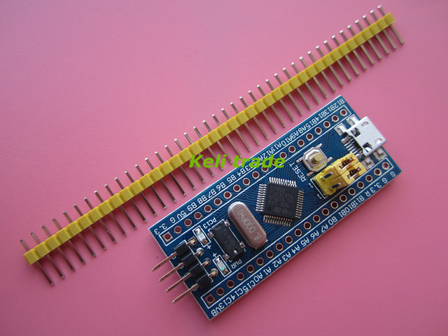 new 1pcs/lot  STM32F103C8T6 ARM STM32 Minimum System Development Board Module For Arduin0