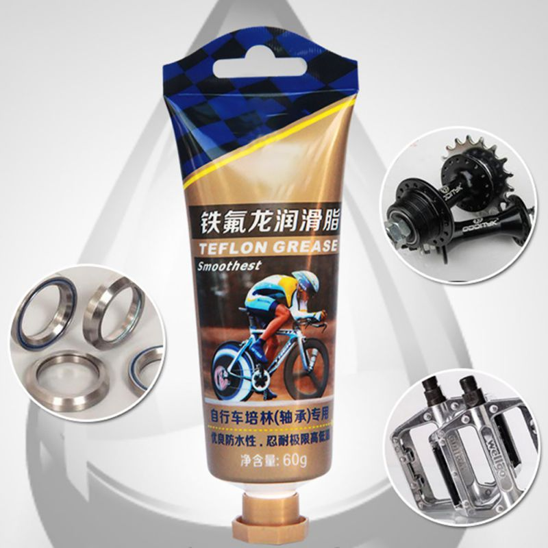 60ml Bike Hub Bearing Grease For Bicycle Bottom Bracket Grease Bearing Lubricating Oil Bike Bicycle Repair Tools