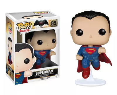 <font><b>Funko</b></font> <font><b>Pop</b></font> <font><b>DC</b></font> Super <font><b>Hero</b></font> Superman <font><b>Action</b></font> <font><b>Figures</b></font> Super Man Toy For Christmas DOLL