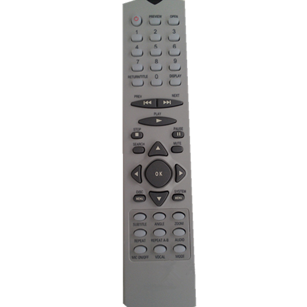New <font><b>remote</b></font> control suitable <font><b>for</b></font> AGNAVOX <font><b>philips</b></font> <font><b>DVD</b></font> audio <font><b>player</b></font> controller image