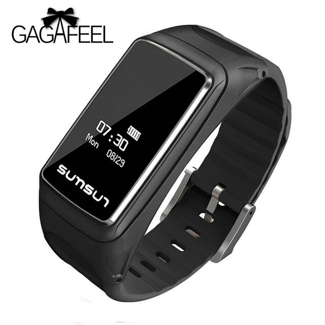 GAGAFEEL Sport Smart Watches for IOS Android Pedometer Smart Bracelet for Women