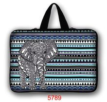 Elephant Laptop Sleeve Notebook Bag Pouch for Macbook Air 11 13 12 15 Pro 13.3 15.4 Retina Unisex Liner Sleeve for Xiaomi Air