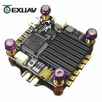 EXUAV Flytower PRO V2 F4 BL_32 4 in 1 ESC Edition FC&VTX Board integrated integrated OSD,Adjustable VTX Design For Racing Drone