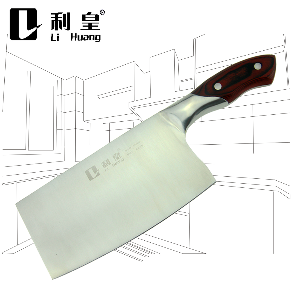 Cutter Stainless steel kitchen font b knives b font hotel or home use can cut bone