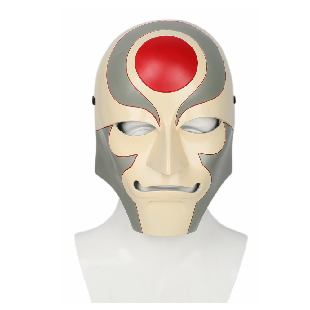 COSLIVE The Legend of Korra Amon Mask Amon Cosplay Helmet Costume Props for Halloween Show Christmas gift
