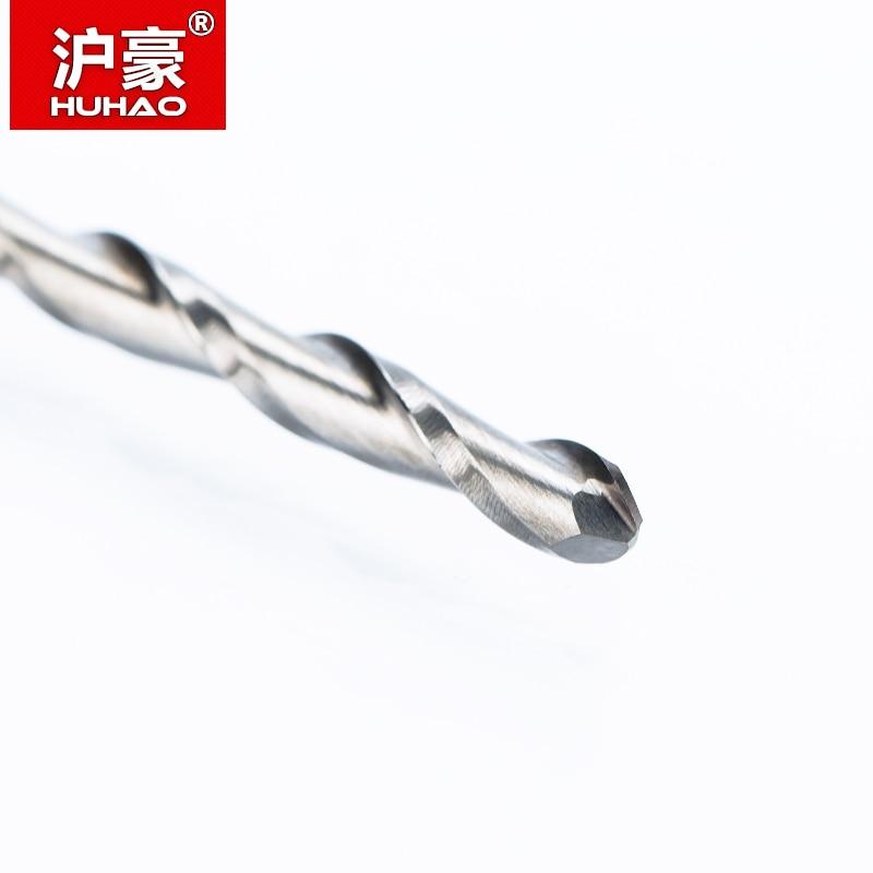HUHAO 5 pz / lotto 4mm 2 Flauto Spirale punta a sfera fresa CNC punte - Macchine utensili e accessori - Fotografia 2
