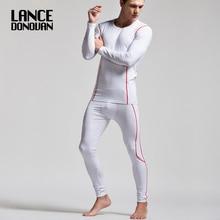 Superbody Марка Модальные ЗИМА Мужчины Лонг Джонс Тепловая Underwear Наборы Пижамы(China (Mainland))