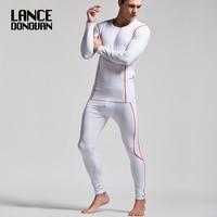 Superbody Brand Modal WINTER Men Long Johns Thermal Underwear Sets Sleepwear