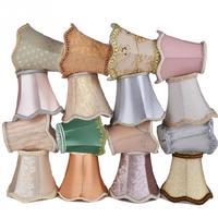 아트 데코 리플 램프 음영 크리스탈 벽 램프 샹들리에 패브릭 갓 홈 장식에 대 한 북유럽 스타일 현대 램프 커버|램프 커버&그늘|등 & 조명 -
