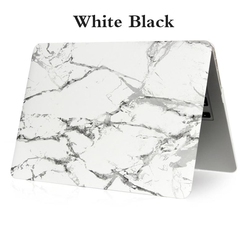 EGYAL Marble Matte Hard Case for MacBook 42