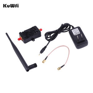 Image 5 - KuWfi 300Mbps Wireless Router High Speed 802.11b/g/n Wifi Wireless Amplifier Router 2.4Ghz Signal Booster with Antenna