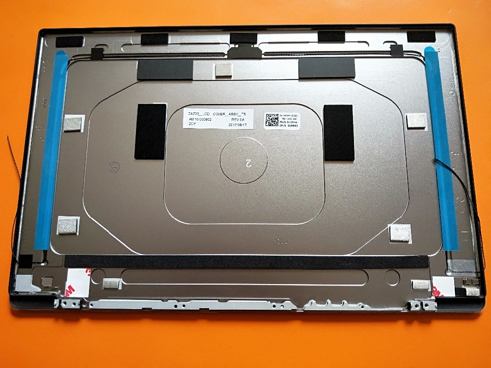 original new FOR DELL XPS 13 series 9343 9350 9360 Cover 0V9NM3 see picutre