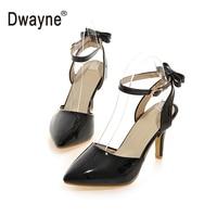 Women Shoes Patent Leather Summer Sandals Shoes 33 Woman Sandals Women Zapatos Mujer Sandalias Mujer Sandalia