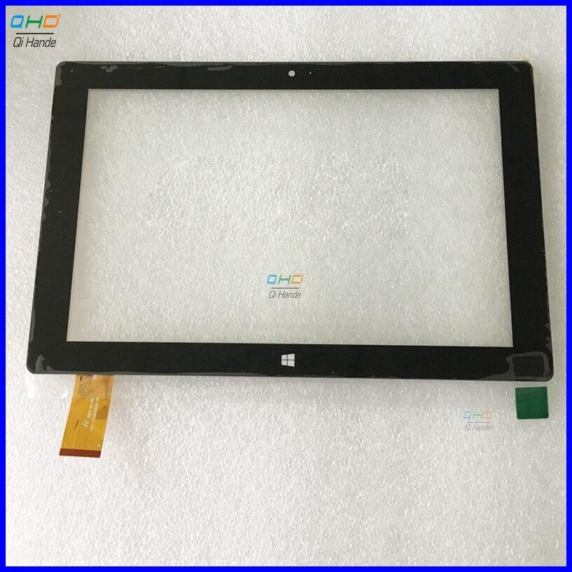 1 pz Capacitivo touch panel Digitizer Sostituzione del Sensore Touch Screen Per 10.1 pollice IRBIS tw44 Pannello Multitouch IRBIS TW 44 TW31
