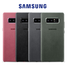 Samsung Galaxy Note8 Case Cover for N9500 N950F Full protective Luxury Anti-knock 100% Original Protector Shell