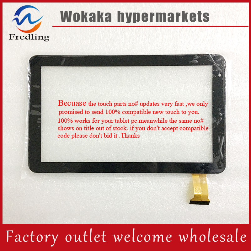 10.1 Inch Touch Screen for meanit Q12 Glass Panel Sensor Digitizer Replacement Free Shipping touch screen glass replacement for htp nk02 free shipping