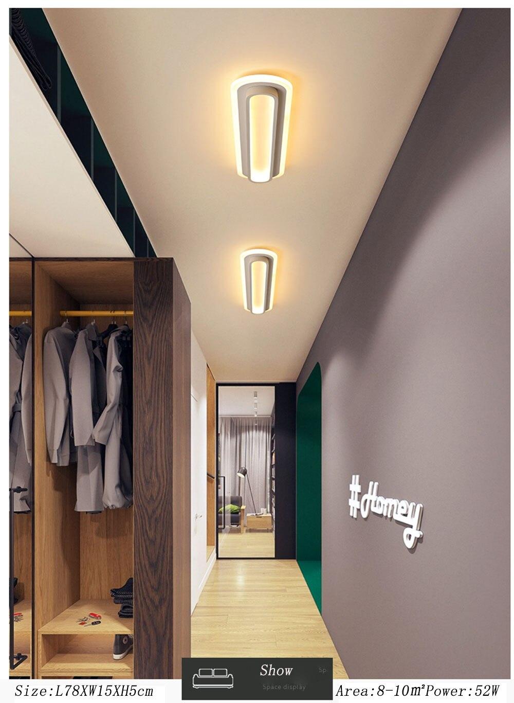 lâmpada do teto para cozinha branco cor preta longo luz teto