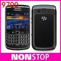 9700 abierto original de blackberry 9700 teléfono móvil en negrilla