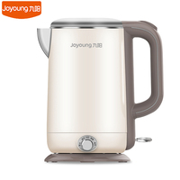 New Joyoung Electric Kettle K17 W67 Thermal Insulation Electric Kettle 1.7L Stepless Thermostat Water Bolier 220V