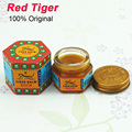 2PCS Red Tiger Balm Ointment Essential Balm Insect Bite Strength Pain Relief Joint Pain Neck Body Massage Massager D0172