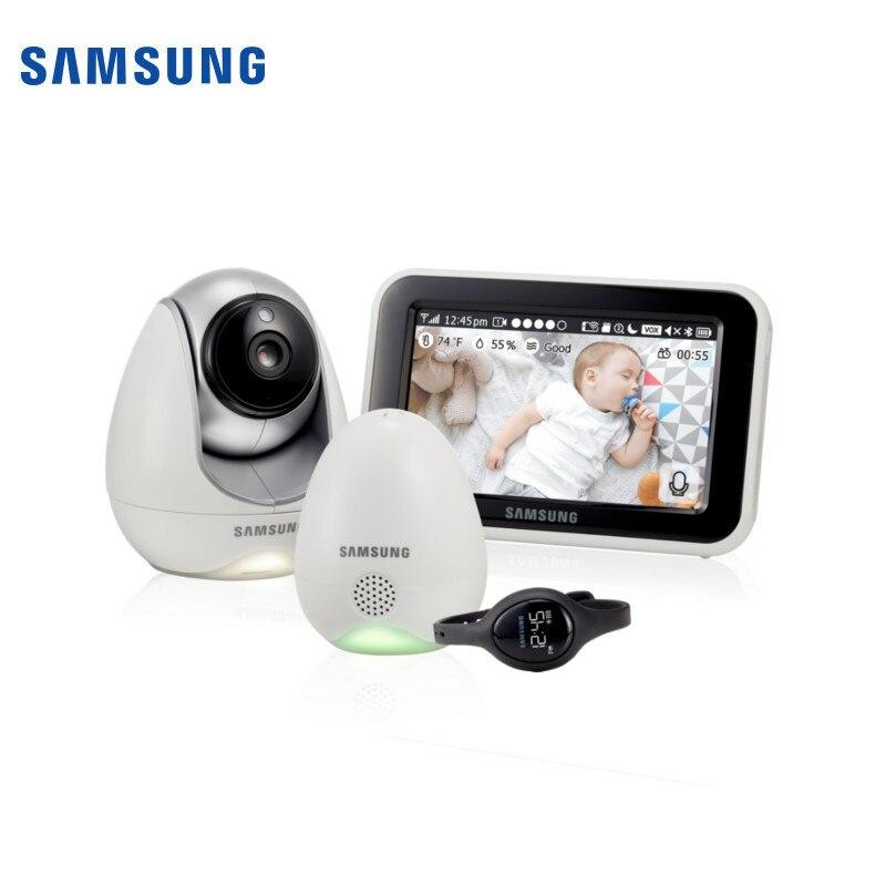 Купить со скидкой Видеоняня Samsung SEW-3057WP
