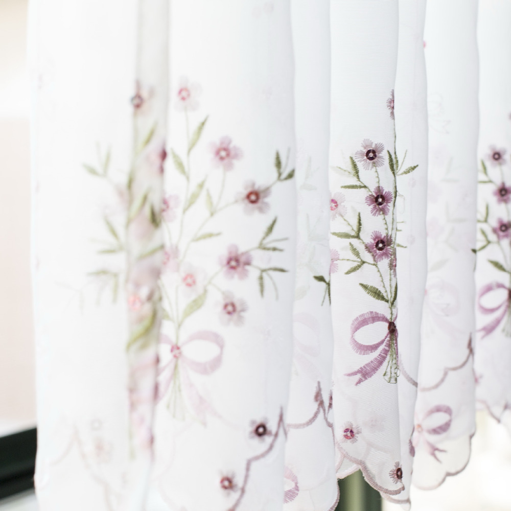 Compare prices on bow window curtain  online shopping/buy low ...