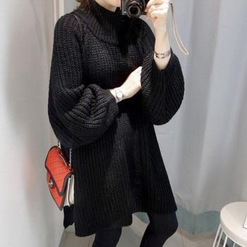Long sweater 11 1 Gray