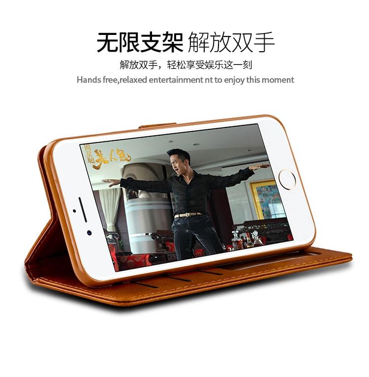 Retro Fundas Leather Case for iPhone 11/11 Pro/11 Pro Max 10