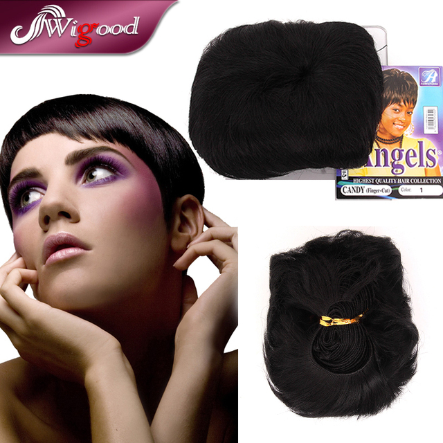 Angels Candy Finger Cut50g Color 1 Highest Quality Hair Collection
