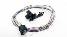 FÜR V W Golf 6 Jett eine MK5 Passat B6 Automatische Interne Zirkulation Klima Qualität Sensor + Halterung oder & draht 5K 0 907 659