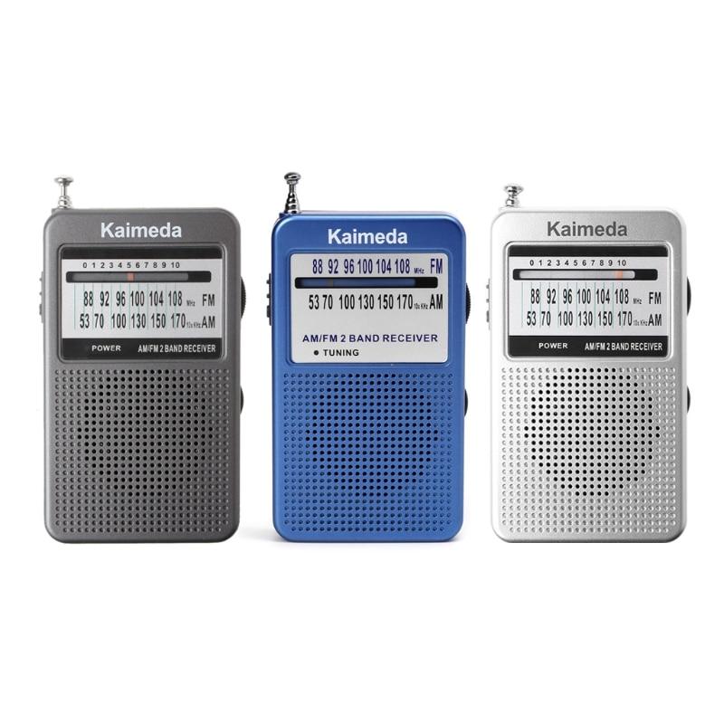 Tragbares Audio & Video Neue Tragbare Am/fm 2 Band Digital Display Tasche Radio Empfänger Unterstützung Stereo Modus Ein Bereicherung Und Ein NäHrstoff FüR Die Leber Und Die Niere Unterhaltungselektronik