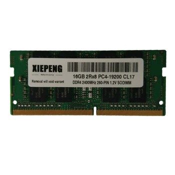 Notebook RAM 16GB 2Rx8 PC4-19200S DDR4 8gb 2400T Memory for DELL Inspiron 5468 5481 3565 3567 3573 3576 5565 5566 5567 Laptop
