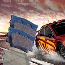 Capqx сзади Комплект тормозных колодок диск для Prius Hybrid HS250H ES300H ES350 матрица RAV4 Avalon zelas Scion Мирай Auris Mark vanguar 05-16
