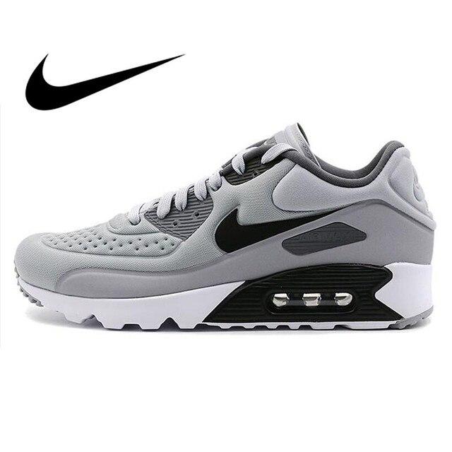 NIKE AIR MAX 90 ULTRA SE de los hombres Zapatos de deporte al aire libre zapatillas de deporte transpirables deportes calzado de diseñador bajo Top 845039 -002