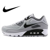 NIKE AIR MAX 90 ULTRA SE Men's Running Shoes Sport Outdoor Sneakers Breathable Athletic Designer Footwear Low Top 845039 002