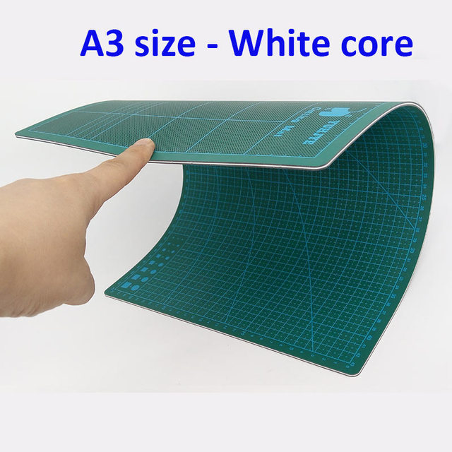 Aliexpress Com Buy High Quality A3 White Core Interlayer