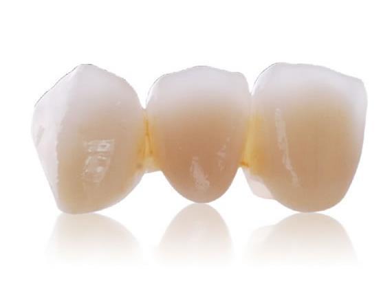 6 krāsu slāņu zobu priekšējais cirkonijs Zirkon Zahn CAD CAM - Mutes higiēna - Foto 6