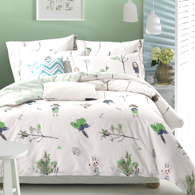 Fabric For Bedding polka dot fabric bedding promotion-shop for promotional polka dot