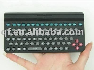 3PCS free shipping retail Mini Bluetooth Keyboard