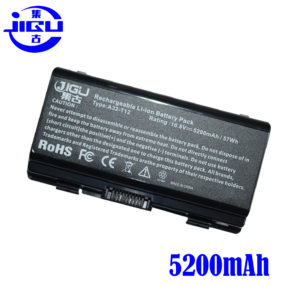 Image 3 - JIGU 6Cells X51L X51R X51RL Laptop Battery For Asus A32 X51 90 NQK1B1000Y A32 T12 T12Fg T12Ug X51C X51H-in Laptop Batteries from Computer & Office