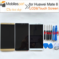 LCD Display for Huawei Mate 8 New High Quality  Replacement LCD Screen+Touch Screen for Huawei Mate 8  6.0inch Smartphone