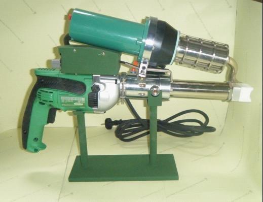 LST600B  Plastic extruding welding plastic welding machine