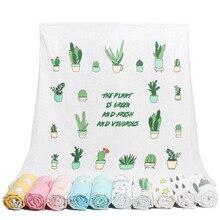High Quality Baby Blanket Infant Bebe Summer Flannel Swaddle Envelope Stroller Cartoon Newborn Bedding Blankets